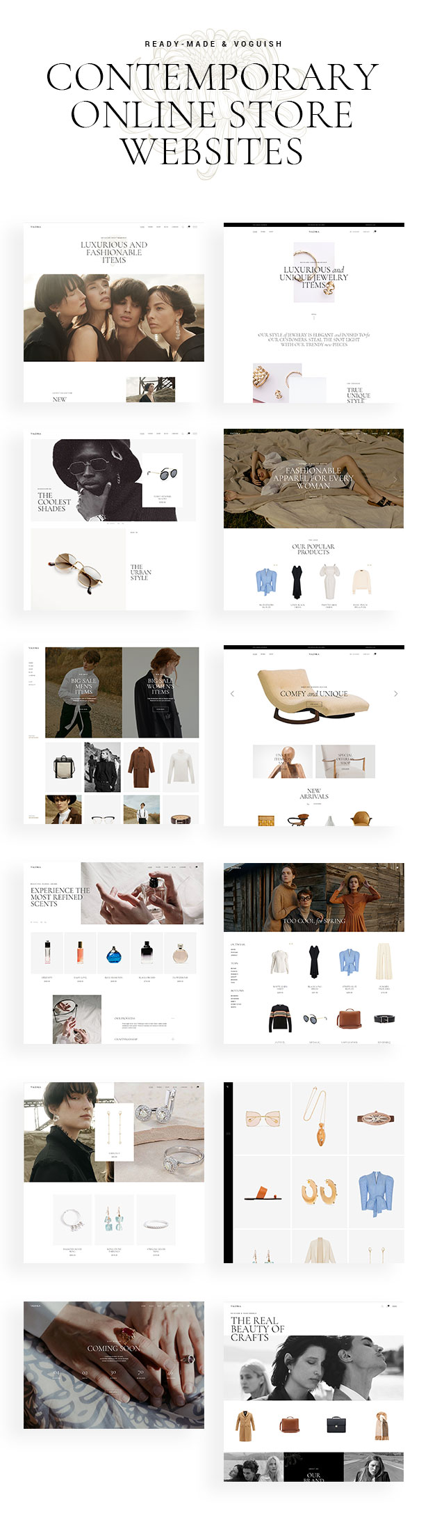 Valeska - Fashion eCommerce Theme - 3